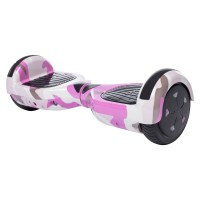 Hoverboard Regular Camouflage Pink fogantyúval