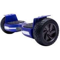 Hoverboard Hummer Blue, 8.5 inch, 700 Wat, 36V 4.4Ah