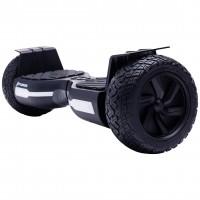 Hoverboard Hummer Black, 8.5 inch, 700 Wat, 36V 4Ah