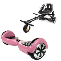 Hoverboard Regular Pink + Hoverseat Felfüggesztéssel