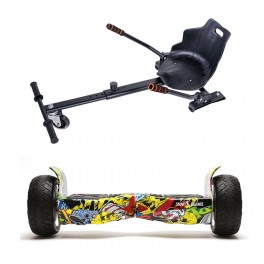 Hoverboard Hummer HipHop + Hoverseat