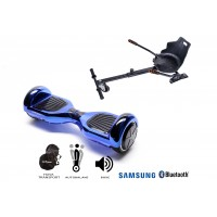 Promóciós csomag: Hoverboard Regular ElectricBlue + Hoverseat