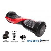 Hoverboard Regular Fekete/Piros