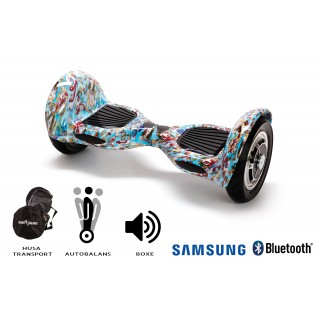 Hoverboard OffRoad Clown