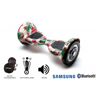 Hoverboard OffRoad Skull Coloured
