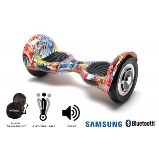 Hoverboard OffRoad Hip-Hop Orange