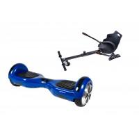 Hoverboard Regular Blue + Hoverseat