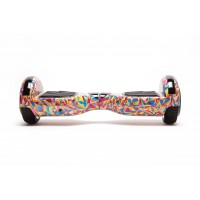 Promóciós csomag: Hoverboard Regular Abstract + Hoverseat