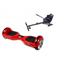 Hoverboard Regular Red + Hoverseat