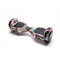Promóciós csomag: Hoverboard Regular Skull Color + Hoverseat