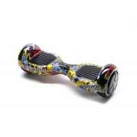 Promóciós csomag: Hoverboard Regular Hip-Hop + Hoverseat