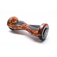 Hoverboard Transformers Flame
