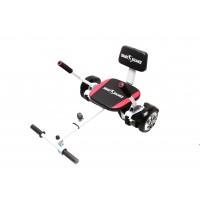 HoverKart, Hoverseat Szivaccsal, Smart Balance™ Premium Brand, Adapter szett a hoverboard számára, hoverkart, 6.5, 8, 8.5, 10 inch