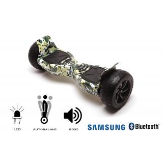 Hoverboard Hummer Camouflage