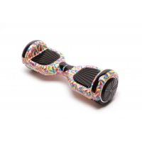 Hoverboard Regular Abstract