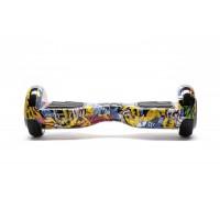 Promóciós csomag: Hoverboard Regular HipHop + Hoverseat szivaccsal