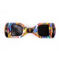 Promóciós csomag: Hoverboard Regular HipHop Orange + Hoverseat szivaccsal
