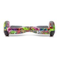 Promóciós csomag: Hoverboard Regular Multicolor fogantyúval  + Hoverseat