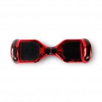 Promóciós csomag: Hoverboard Regular Skate Flash Eletro Red + Hoverseat