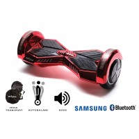 Hoverboard Transformers ElectroRed