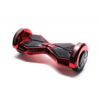 Promóciós csomag: Hoverboard Transformers ElectroRed + Hoverseat Szivaccsal