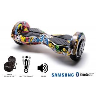 Hoverboard Transformers Hip Hop
