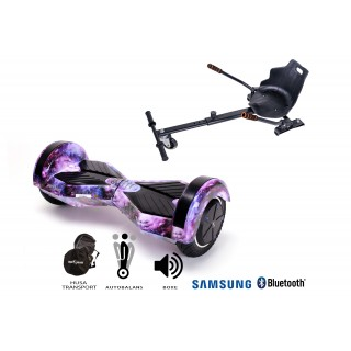 Promóciós csomag: Hoverboard Transformers Galaxy + Hoverseat Szivaccsal