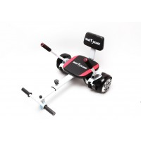 Hoverboard Regular Camouflage Pink +  Hoverseat szivaccsal