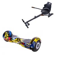 Hoverboard Regular HipHop Fogantyú + Hoverseat
