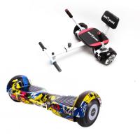 Hoverboard Regular HipHop Fogantyú + Hoverseat Szivaccsal